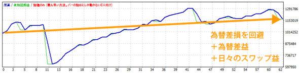 ニュージードル円の為替差損回避